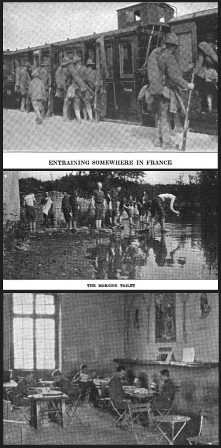Century Mag, Our Boys in France-1, Dec 1917