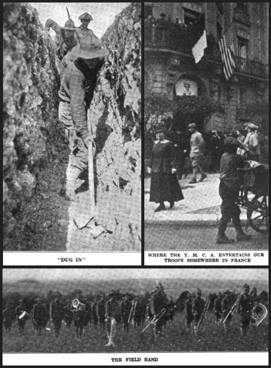 Century Mag, Our Boys in France-2, Dec 1917