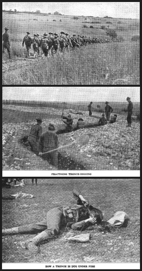 Century Mag, Our Boys in France-3, Dec 1917