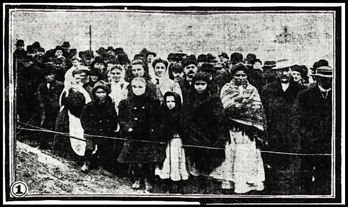 Darr MnDs, Stricken relatives, Ptt Prs p1, Dec 21, 1907