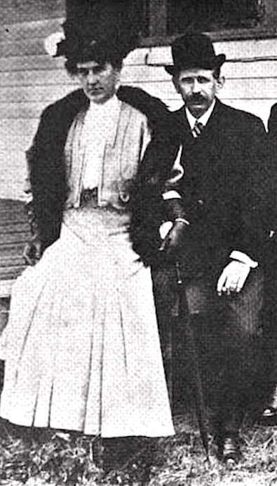 HMP, Pettibone, & wife, Current Lit June 1907
