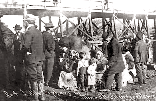 December 6, 1907: The Monongah Mine Disaster Occurs in