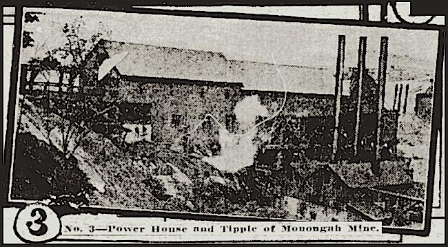 Monongah MnDs, Ptt Prss, 3 Power Hse, Dec 6, 1907
