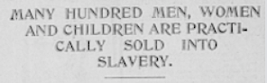 Convicts Sold in Florida, SF Call, Jan 30, 1898