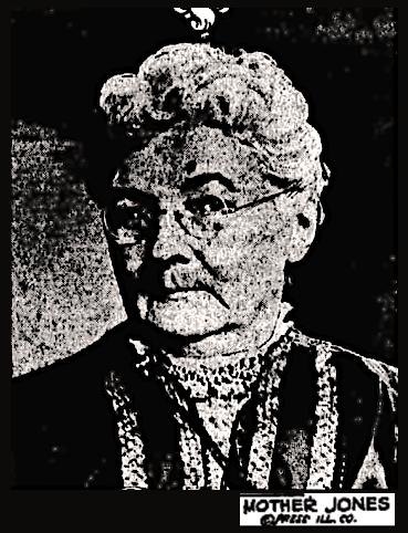 Mother Jones, NY Sun, Dec 2, 1917