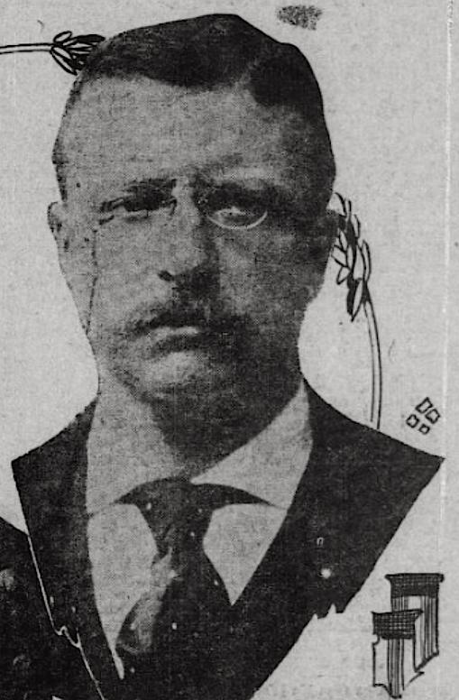 Pres T Roosevelt, SF Call p37, Dec 29, 1907