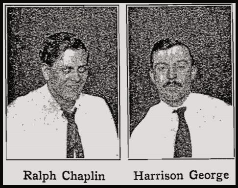 WWIR, IWW Chaplin, H George, ISR Jan 1918