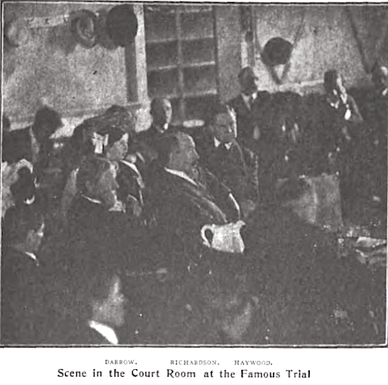 Boise Darrow Richardson Haywood Henrietta, Wilshires July 1907
