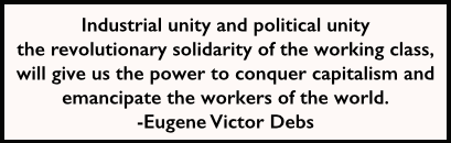 EVD Quote, Revolutionary Solidarity, ISR Feb 1918