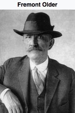 Fremont Older, ab/ 1919