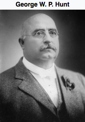 George WP Hunt