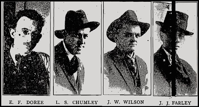 IWW GDC Doree Chumley Wilson Farley, ISR Feb 1918