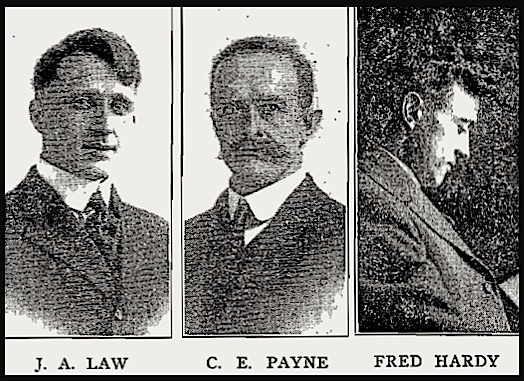 IWW GDC Law Payne Hardy, ISR Feb 1918