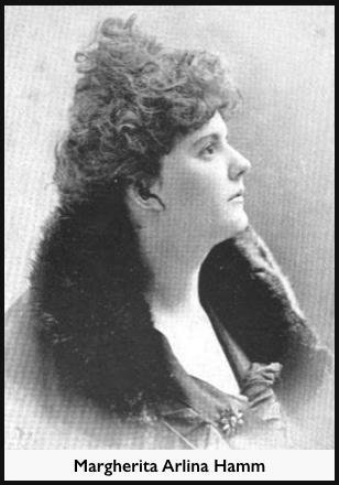 Margherita Arlina Hamm, ab 1893